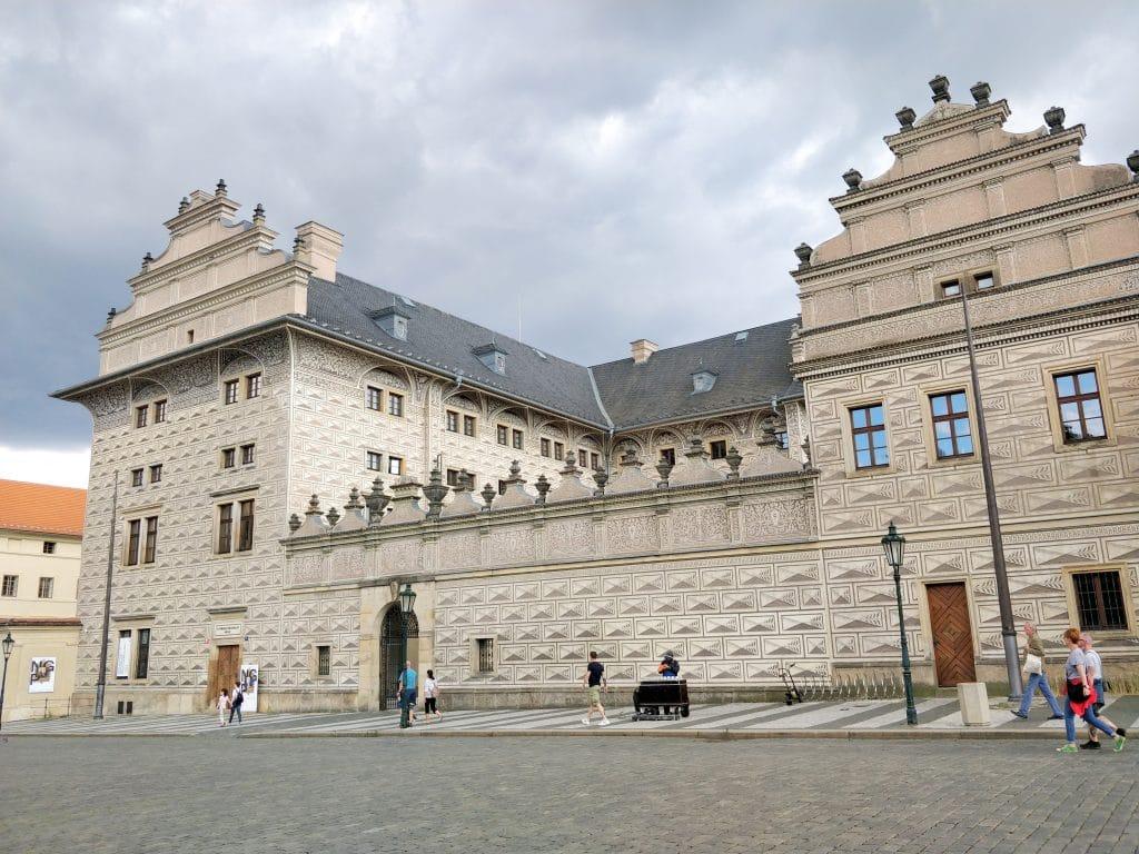 Schwarzenberg Palais Prag