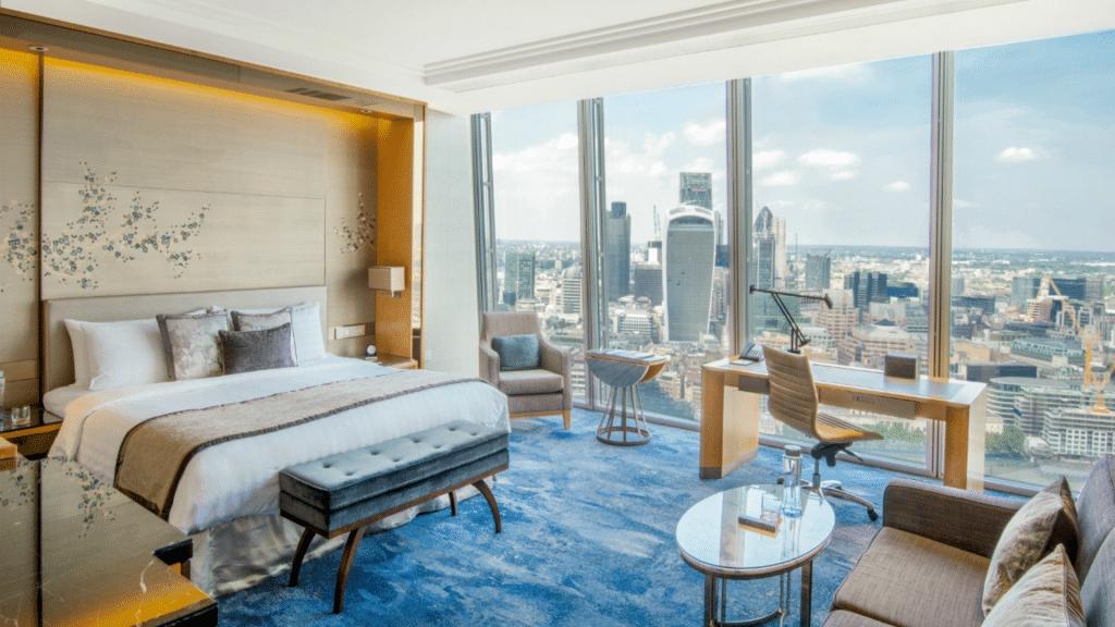 Shangri La At The Shard London Suite