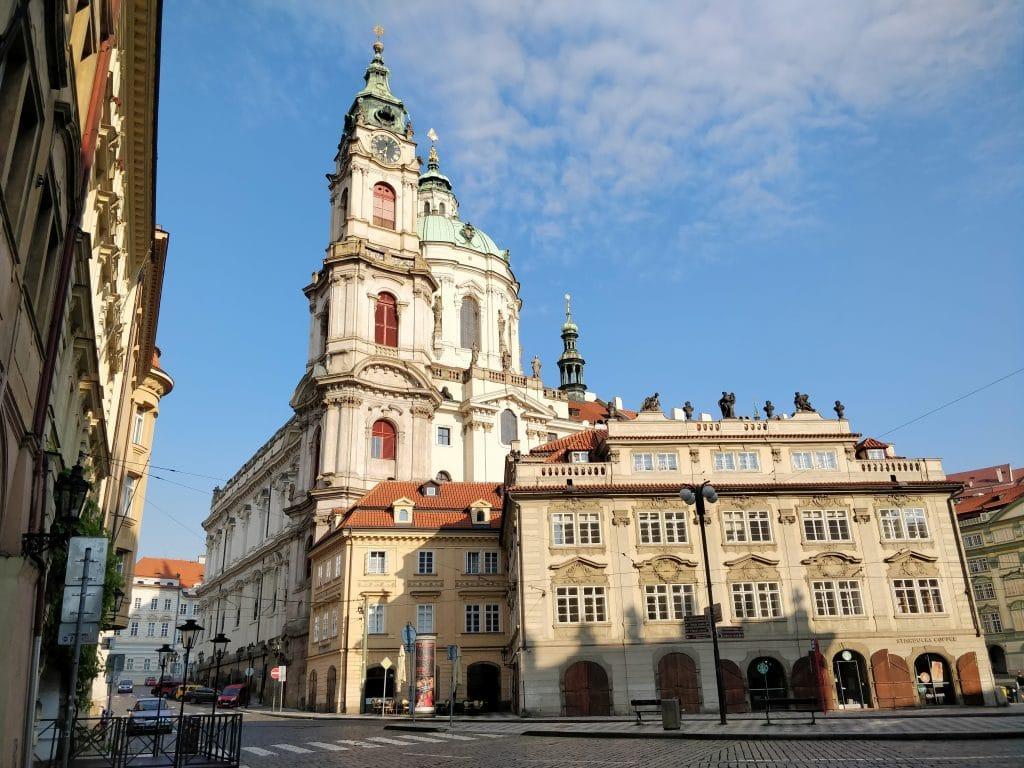 St. Nicholas Church Prag
