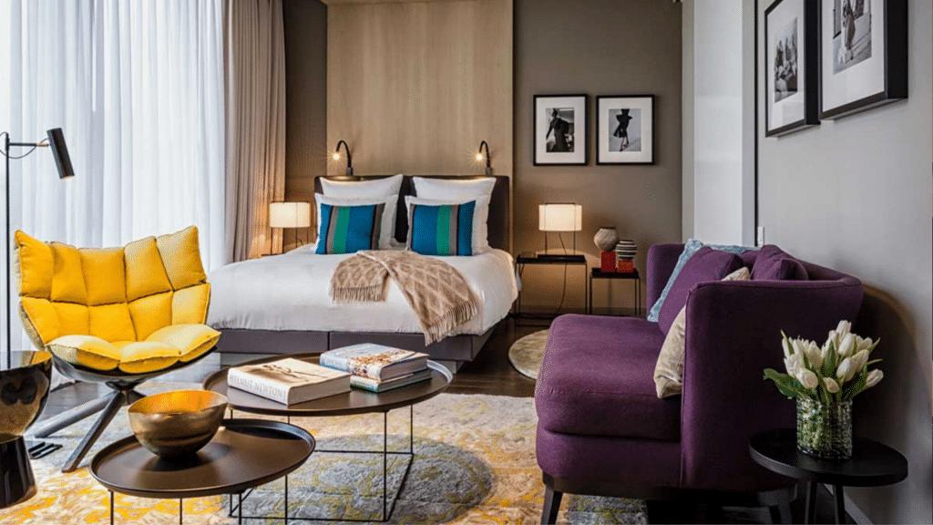 Design HotelStue berlin