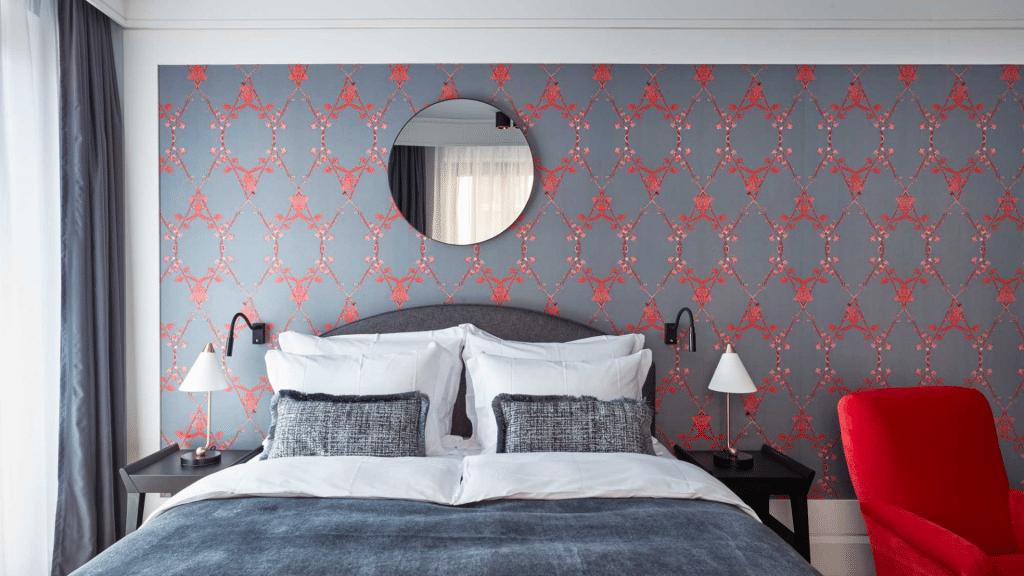Design Hotel Tortue Hamburg Zimmer