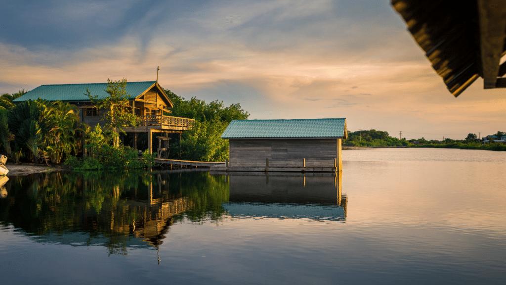 Turtle Inn Belize