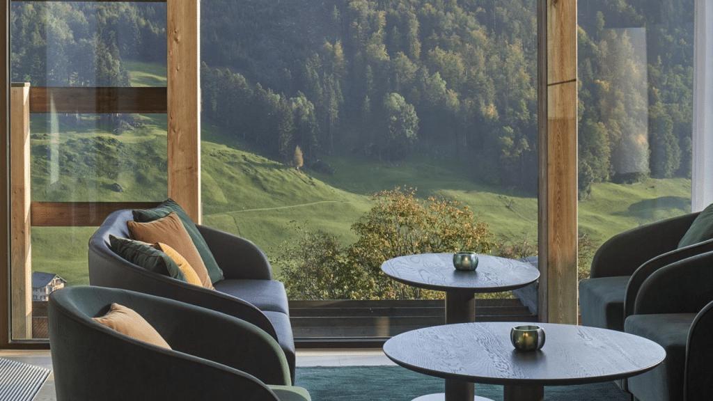 Bürgenstock Resort Design
