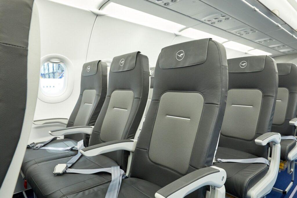 Lufthansa Business Kurstrecke