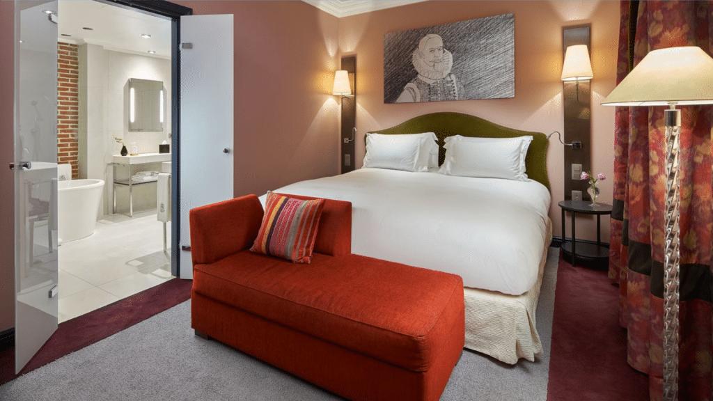Room Sofitel Grand Amsterdam