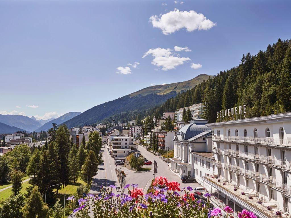 Steigenberger Hotel Davos View