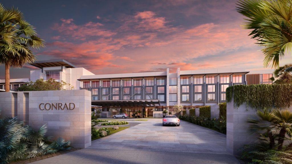 Evermore Resort Orlando, Conrad Orlando