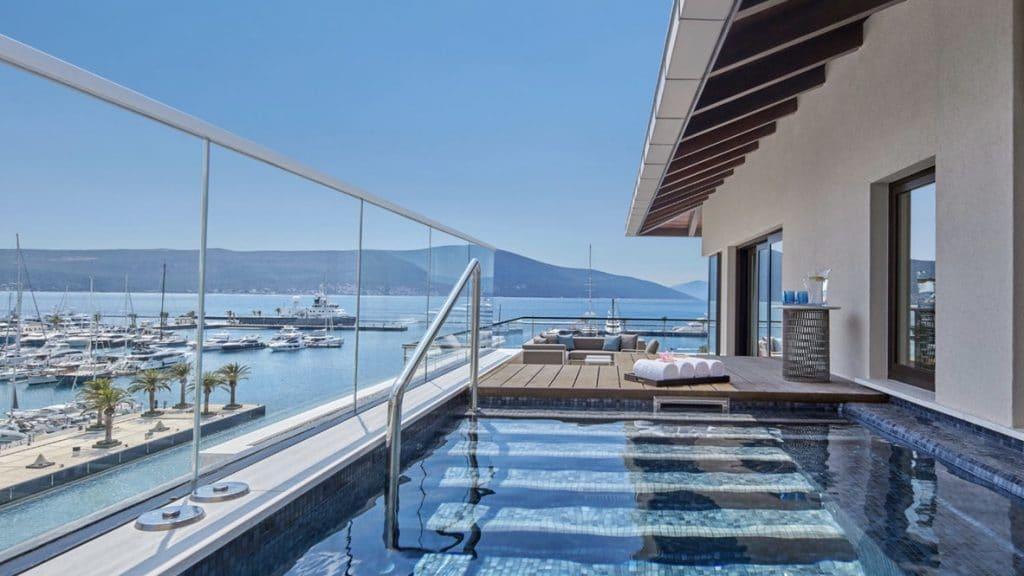 Regent Porto Montenegro Penthouse