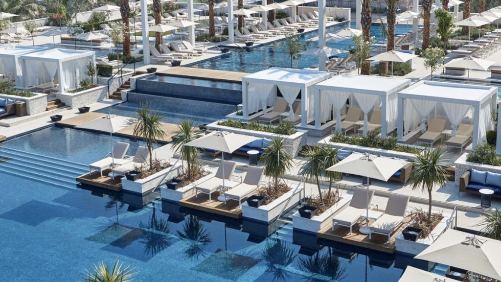 Regent Porto Montenegro Pool-Club