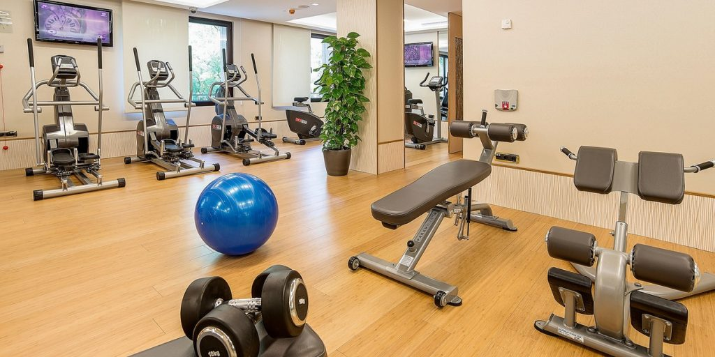 InterContinental Madrid Fitnessstudio