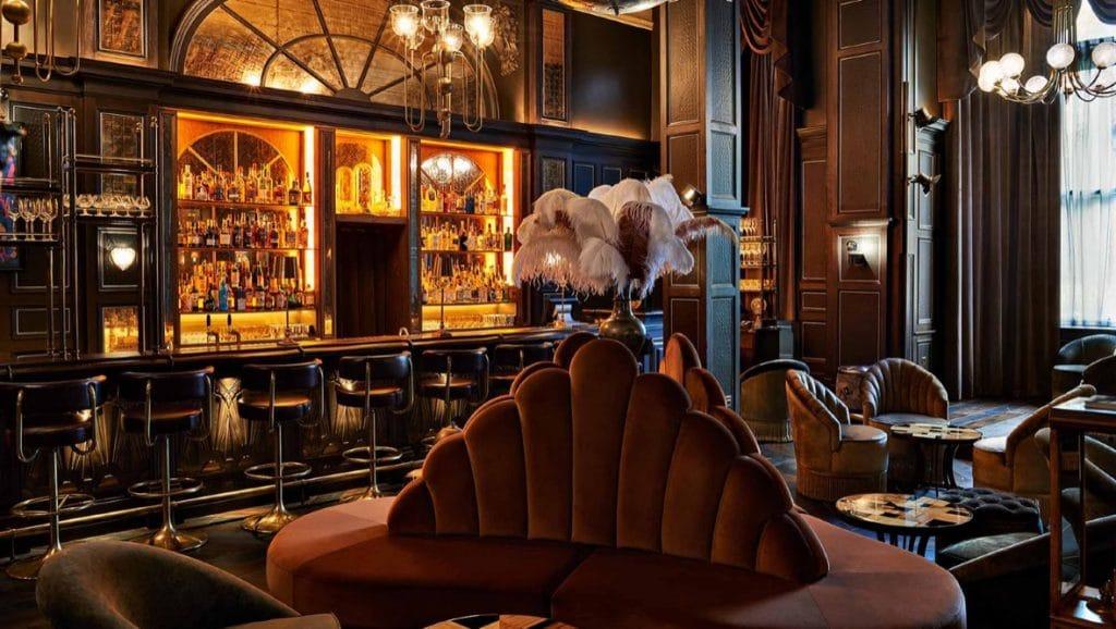 Kimpton Fitzroy London Fitz Bar