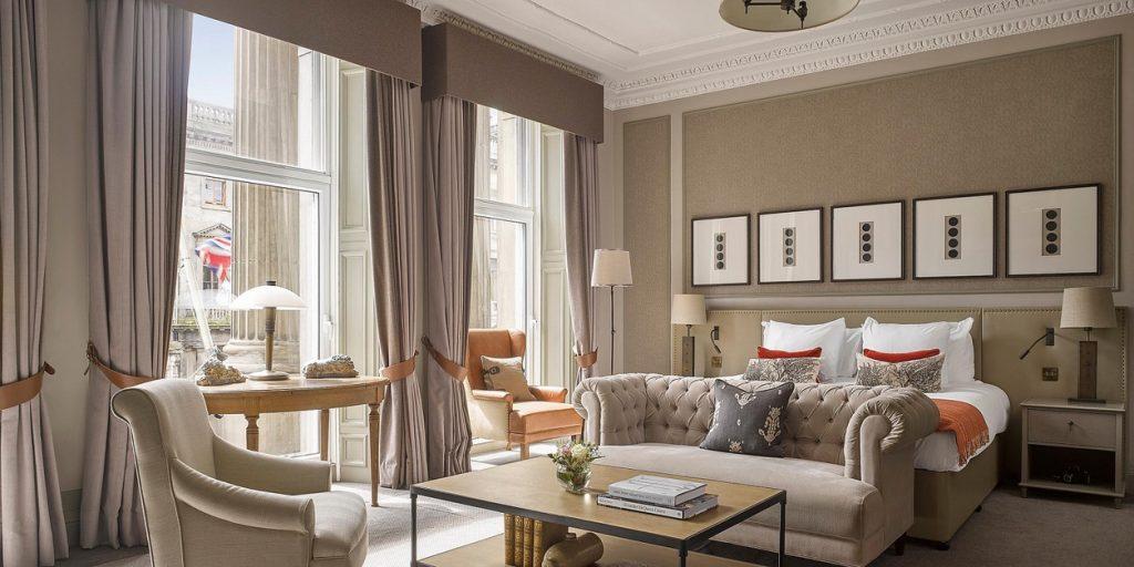 InterContinental Edinburgh Suite