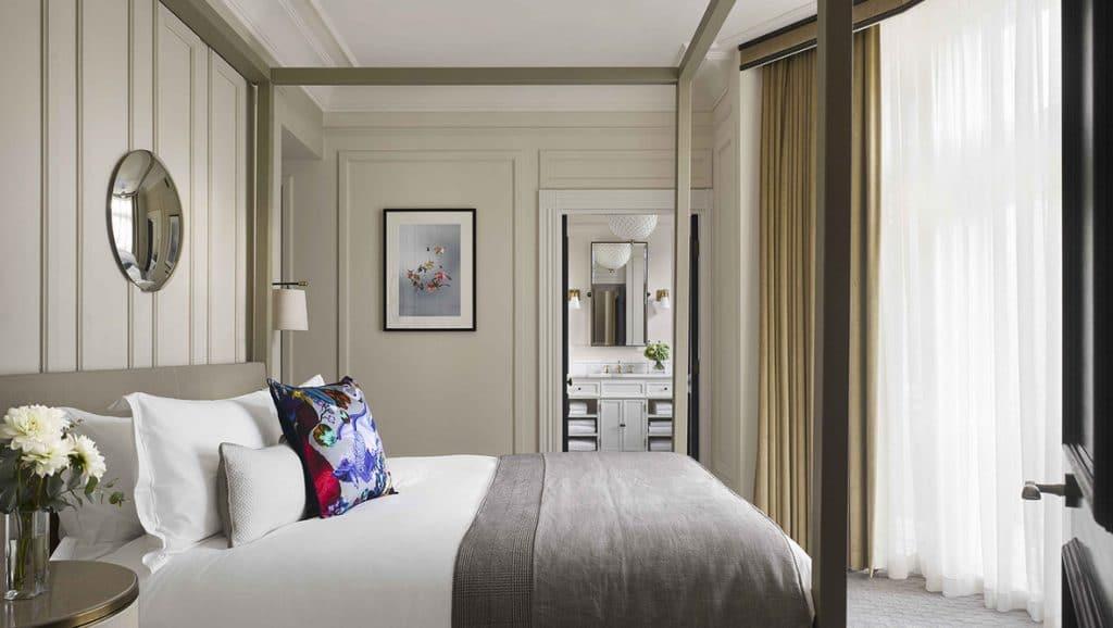 Kimpton Fitzroy London Zimmer