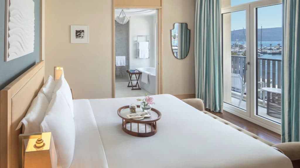 Regent Porto Montenegro Zimmer