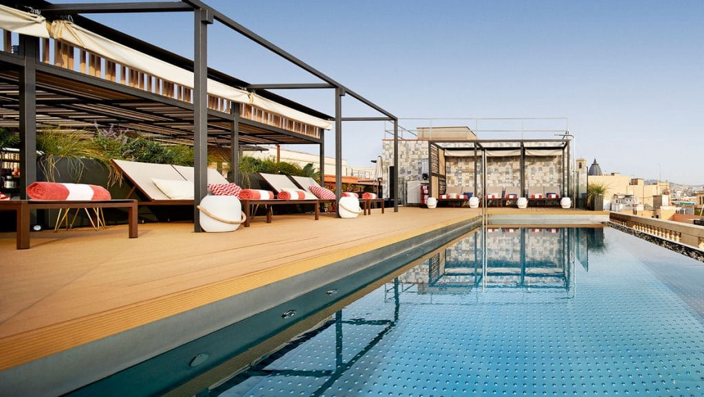 Kimpton Vividora Barcelona Pool