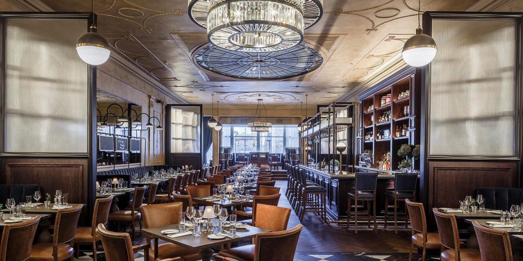InterContinental Edinburgh Restaurant