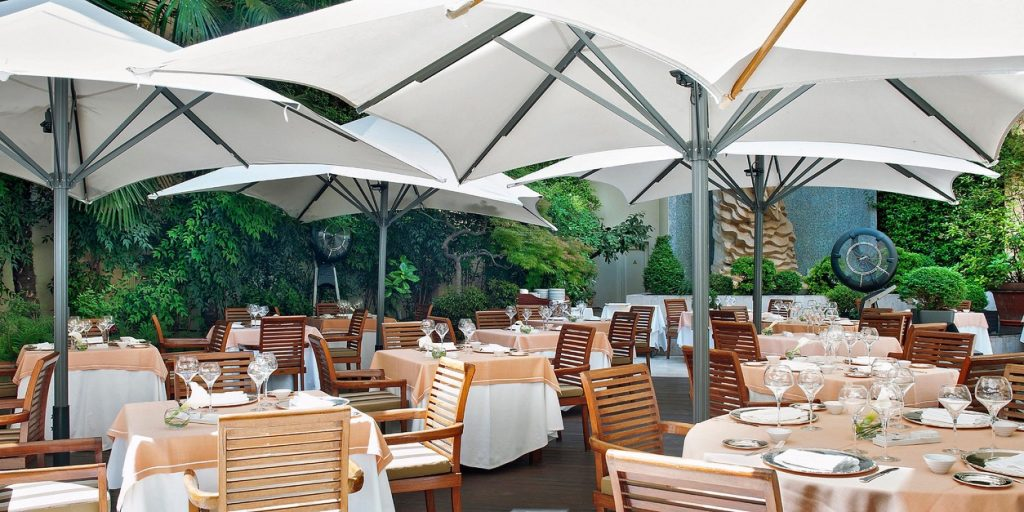 InterContinental Madrid Restaurant El Jardin