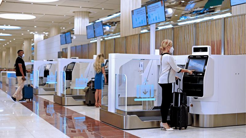 Dubai Airport Self Check In
