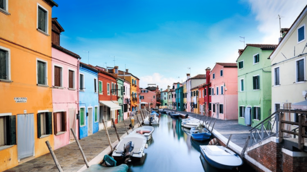 Venice en Italie