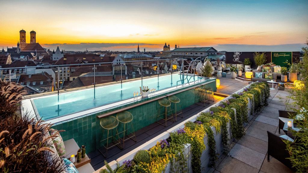Mandarin Oriental München Pool