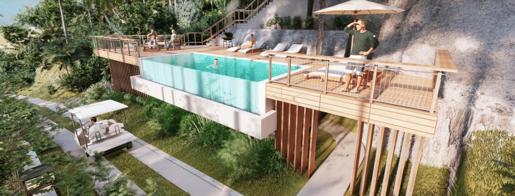 Mango House Seychelles Pool