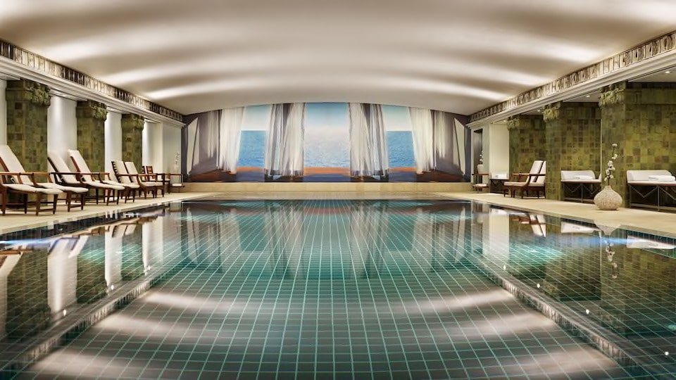 Park Hyatt Hamburg Pool
