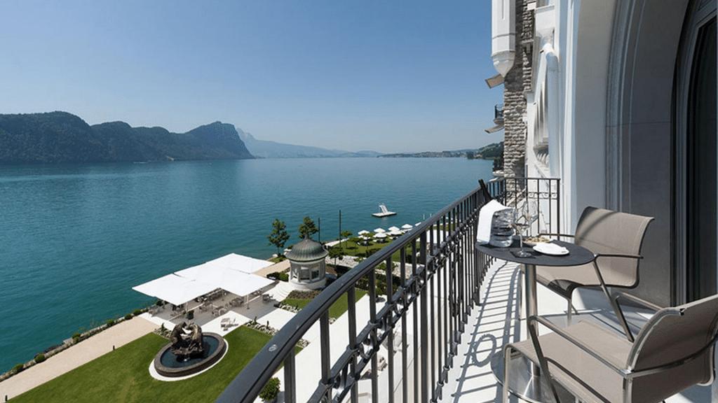 Parkhotel Vitznau Suisse