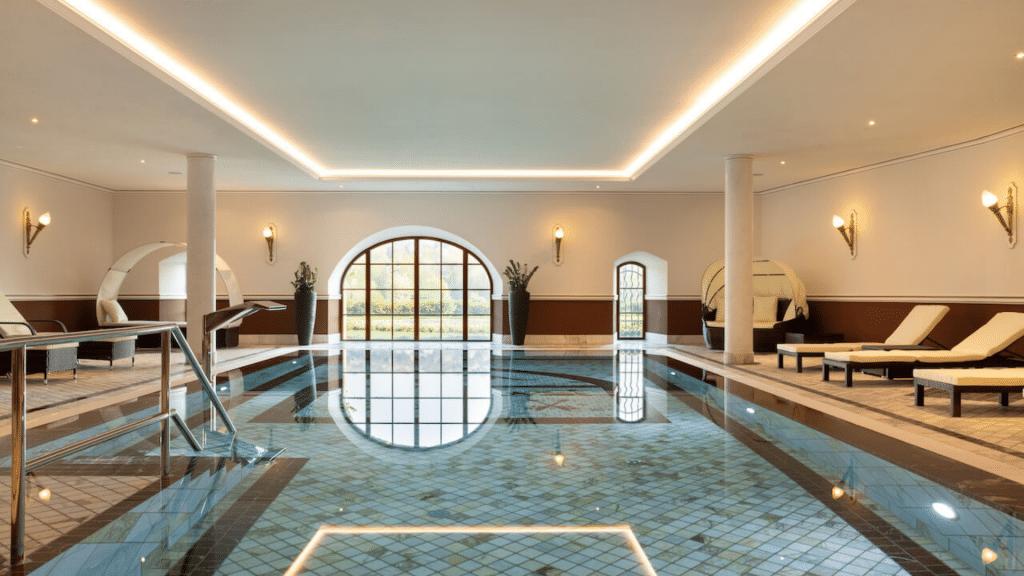 Schloss Lieser Pool Spa