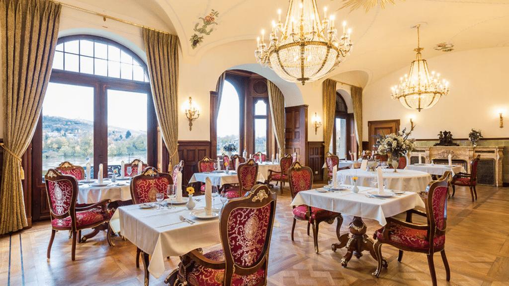 Schloss Lieser Restaurant