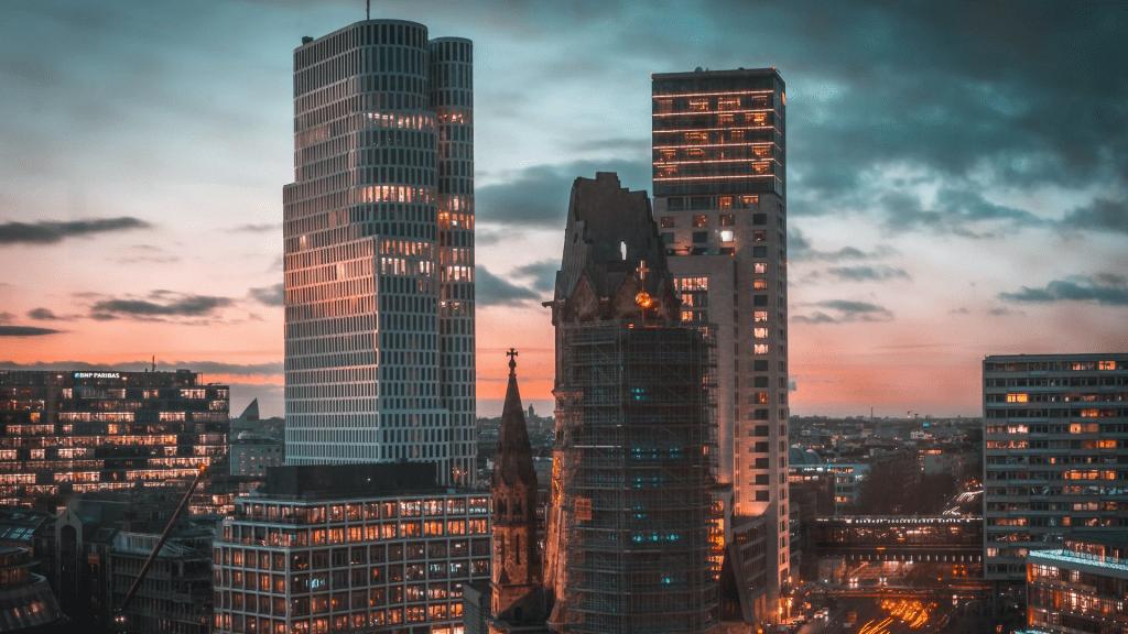 Waldorf Astoria Berlin Gedaechtniskirche