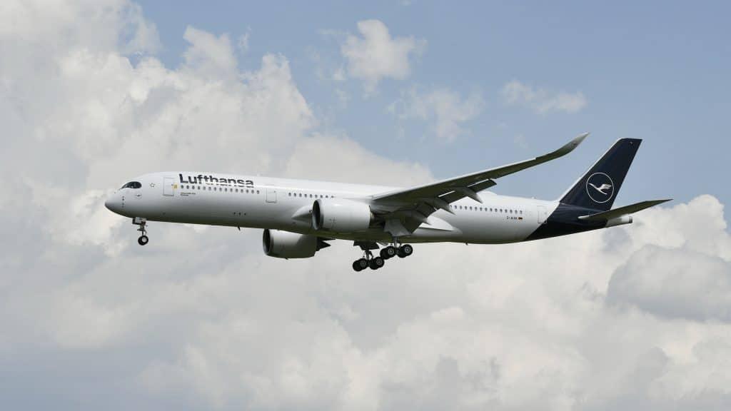 Lufthansa Mittelstrecke