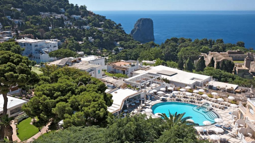 Quisiana Hotel de luxe en Italie