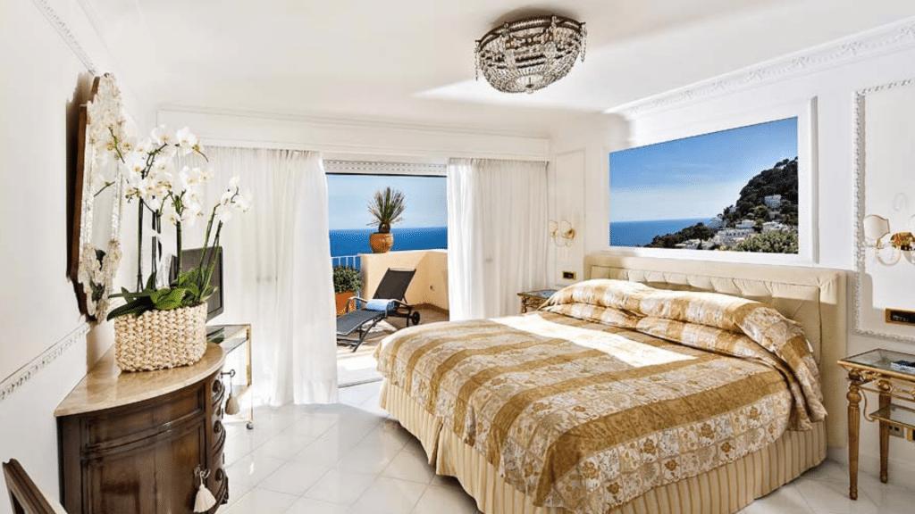 hôtel Quisiana suite