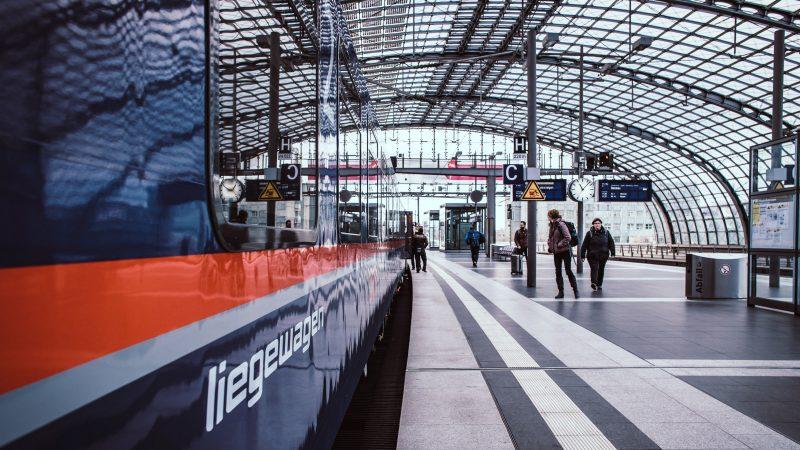 ÖBB Liegewagen Nightjet