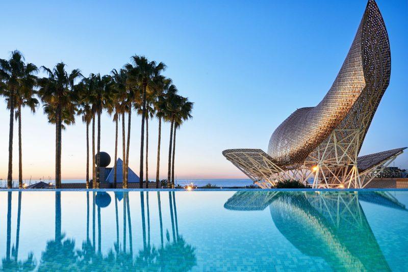 Ritz Carlton Hotel Arts Barcelona
