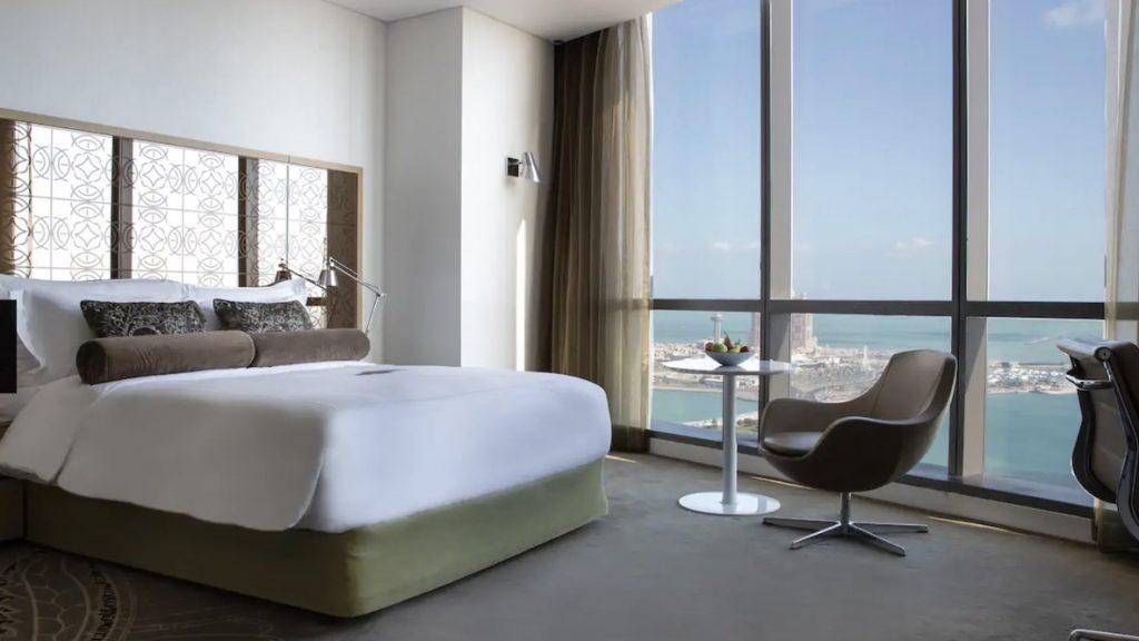 Conrad Abu Dhabi Etihad Towers Zimmer