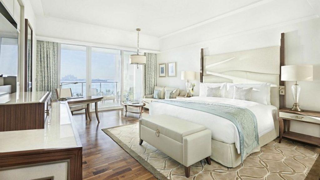 Waldorf Astoria Palm Jumeirah pearl club zimmer