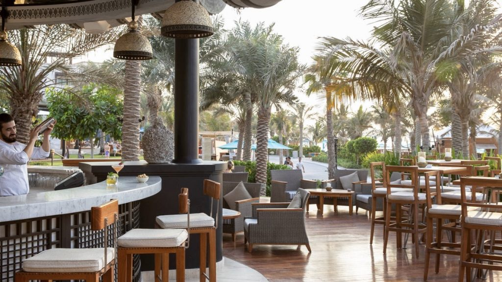 Jumeirah Al Naseem Rockfish Restaurant
