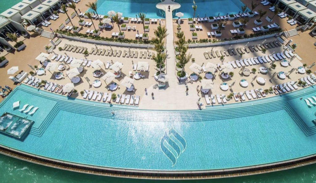 Burj Al Arab, Poolbereich, The Terrace