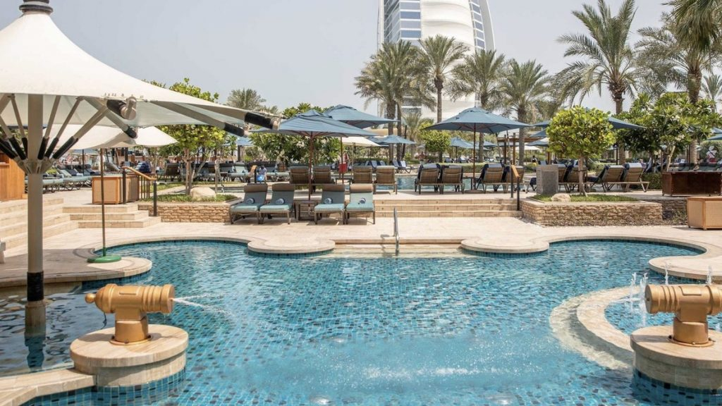 Jumeirah Al Naseem Pool