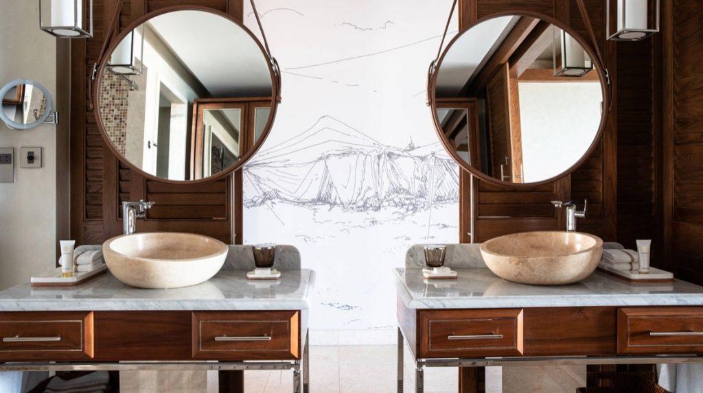 Jumeirah Al Naseem Zimmer Badezimmer