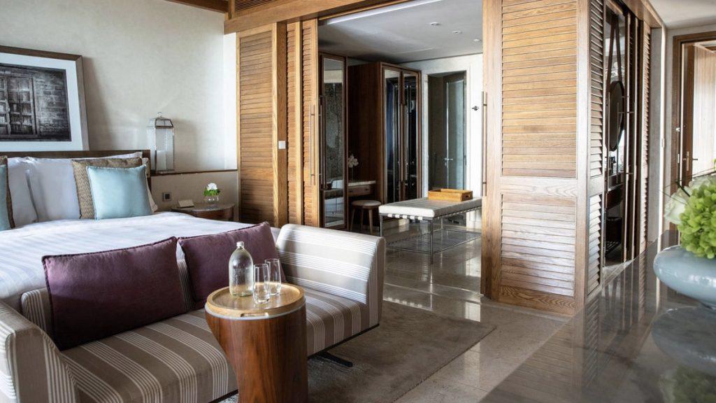 Jumeirah Al Naseem Resort Deluxe Zimmer