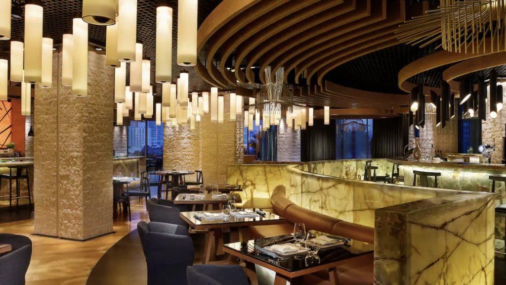 Conrad Abu Dhabi Etihad Towers Restauarant 1