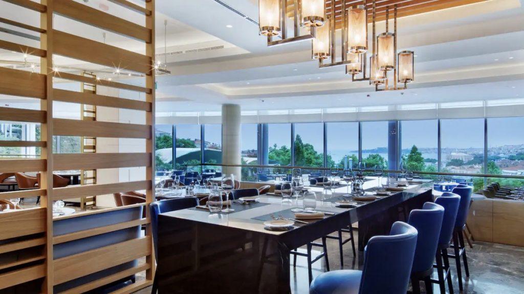 Conrad Istanbul Restaurant 1