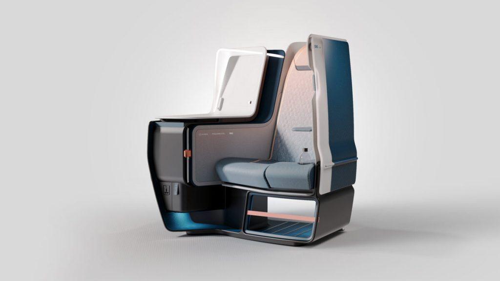 AIRTEK Business Class Sitz