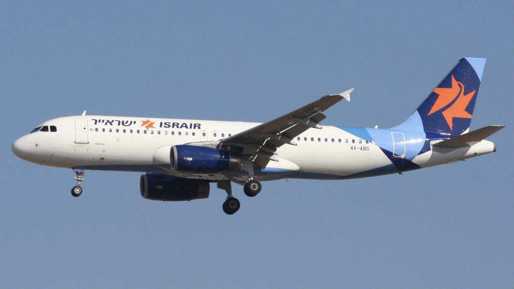 Airbus A320 Israir