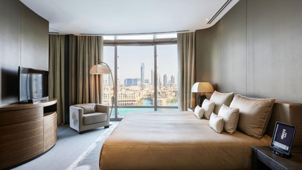 Armani Hôtel Dubaï Suite