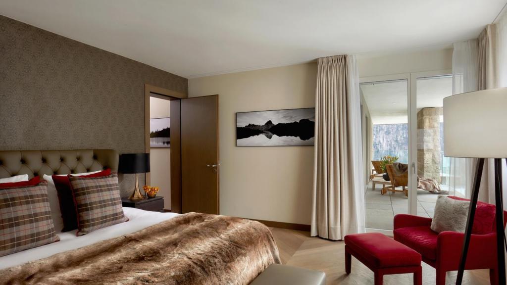 Bürgenstock Resort Panorama Residence Suite