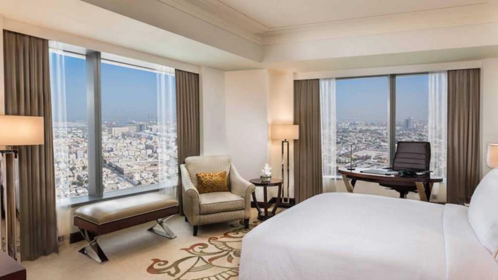Conrad Dubaï hôtels