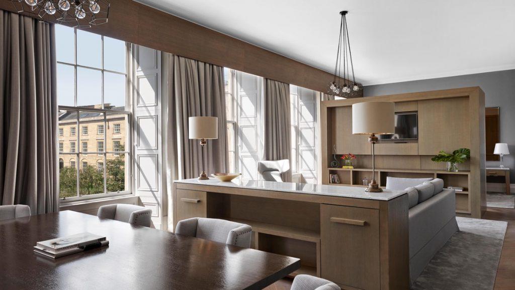 Kimpton Blythswood Square suite